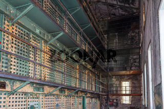 Old Idaho Penitentiary Site in Boise, ID