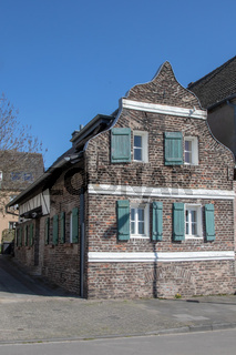 altes fischerhaus in hitdorf