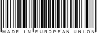 Barcode - Made in European Union
