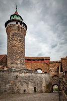 Sinwell Tower in Nuremberg