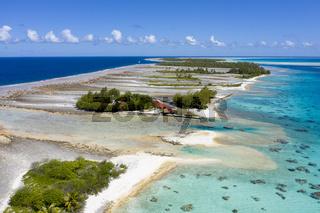 Fakarava Atoll, Franzoesisch Polynesien