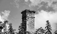 Large chimney
