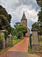 old village church