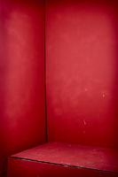 Red grunge corner   Background