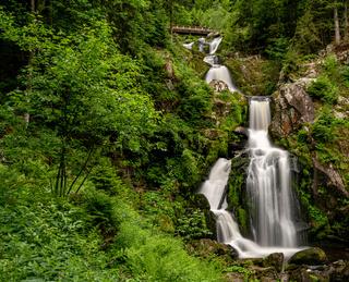 triberg waterfall, triberg, Schwarzwald, germany