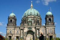 Berlin Cathedral or Berliner Dom in Berlin, Germany, Europe.