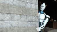 Humanoid Robot Spy