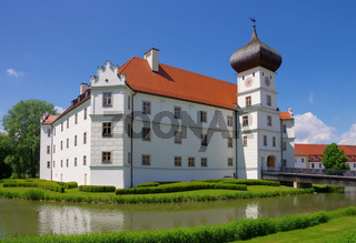 Hohenkammer Schloss - Hohenkammer palace 01