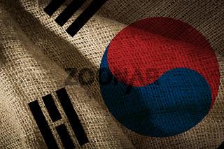 State flag of South Korea