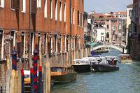 Cityscape View, Venice, Italy