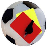 Ball-Karten-Pfeife