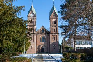 Kirche in Hitdorf
