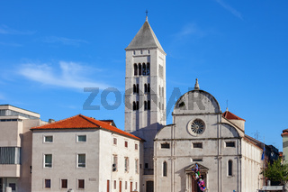 Church of St. Mary Benedictine Monastery in Zadar