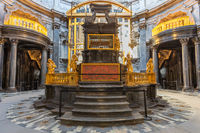 The Chapel of the Shroud - Christian religion holy location