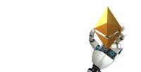 Robot Hand Ethereum