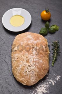 Ciabatta Focaccio