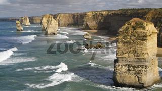 Die Zwölf 12 Apostel an der Great Ocean Road