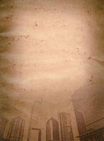 modern urban city old grunge paper texture