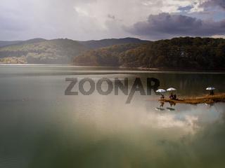 Tuyen Lam Lake, Dalat, Vietnam