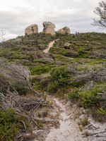 At the lighthouse - Wilsons Promontory