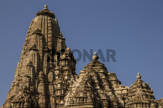 Kandariya Mahadeva Mandir in the Western Group of Temples in Khajuraho
