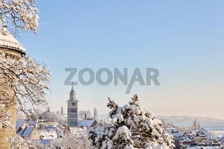 A21_0343_winter_ueberlingenDeutschland, Baden-Württemberg, Bodensee, Überlingen am Bodensee, Winterl