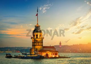 Sunset at Turkey