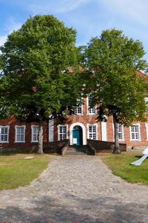 Herrenhaus der Herzöge von Mecklenburg in Ratzeburg