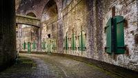 Fort Everdingen in Utrecht in the Netherlands