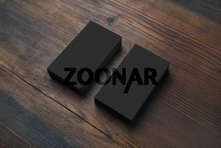 Photo of business cards