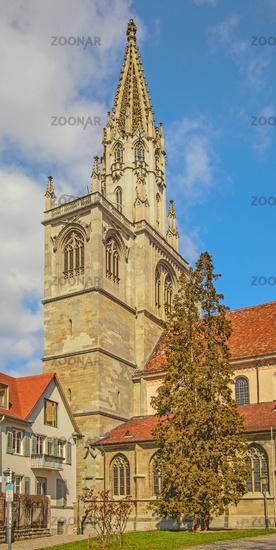 Münster in  Konstanz am Bodensee