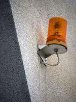 Alarmgeraet-orange
