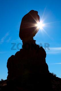 Balanced Rock Arches National Park