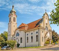 St. Nikolaus Brugg, Canton of Aargau, Switzerland