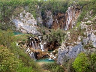 Plitvicer Seen in Kroatien - UNESCO