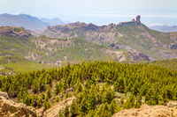 View of Gran Canaria