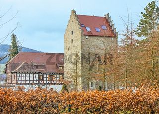 Burg Oberstaad, Öhningen am Bodensee