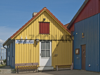 Restaurant 'Seefohrerhus' in Wittduen