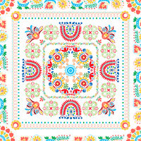 Hungarian embroidery pattern 88