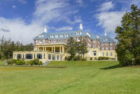 Manor House in New Zealand