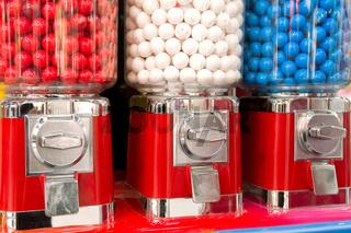 Kaugummiautomaten Bubble gum machine