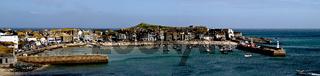 St.Ives_Hafen-Panorama