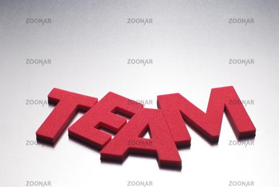 Team word