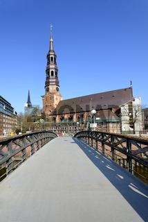 Katharinenkirche in Hamburg