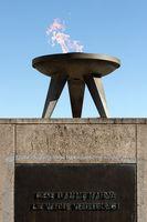 Eternal flame 002. Berlin