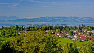 Aussicht auf die Lindauer Bucht