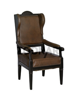 nostalgic wing chair