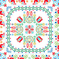 Hungarian embroidery pattern 94