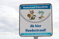 Signs in Eckernfoerde. 003