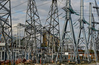 Distribution Of Electricity Sub-Station
